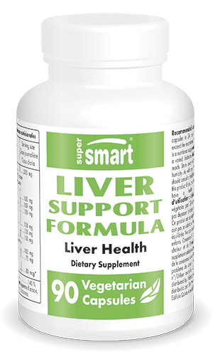 Liver Support Formula Supplement
