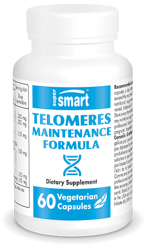 Telomeres Maintenance Formula Supplement