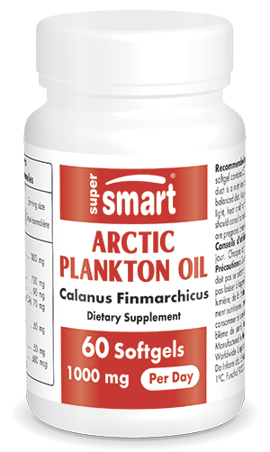Arctic Plankton Oil Supplement