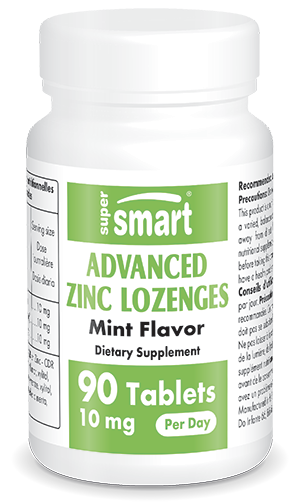 Advanced Zinc Lozenges