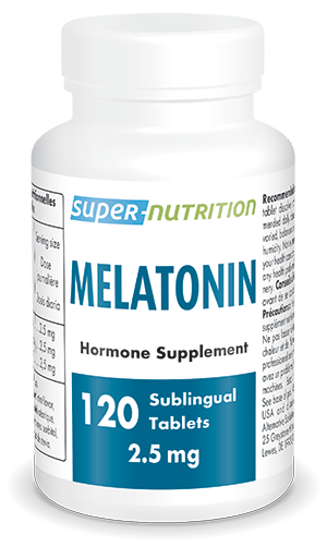 Melatonine 2.5 mg